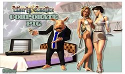 Liberty & Justice - CorporatePig