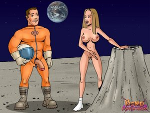 Bondage on the Moon 2