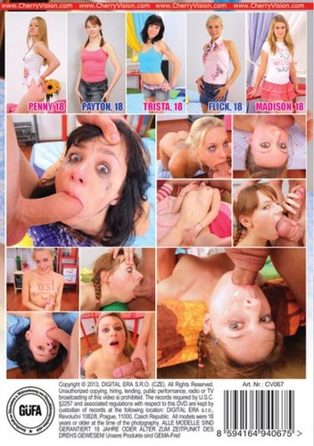 Deep Teen Throat 18 XXX DVDRip x264-CiCXXX