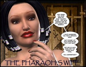 The Pharoah's Wife 1