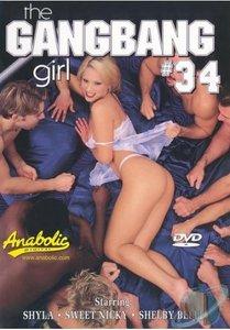 The Gangbang Girl 34