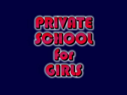 Private school for girls