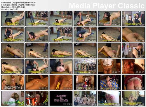 Discipline In Russia 5 - Sport School