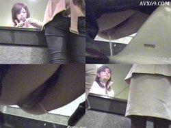 peeping-eyes 001843 モーゼさんの トイレット・エンジェル Vol.1