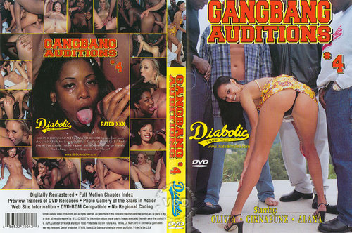 Gangbang Auditions 4