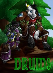 [Amocin] Druids (World of Warcraft) [On-Going]