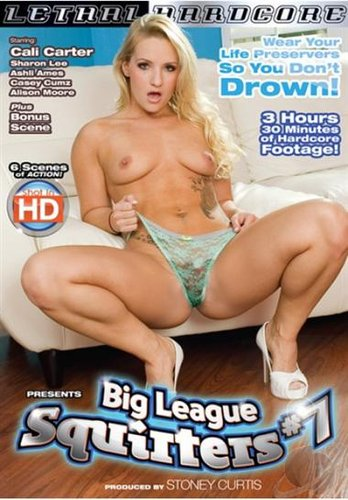 Big League Squirters 7 XXX DVDRip x264-STARLETS