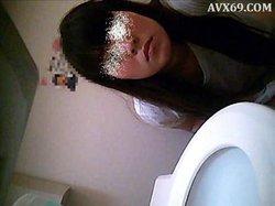 peepfox 3166 18番さんの「女達の洋式洗面所マニュアル」Vol.21