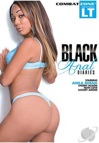 Black Anal Diaries XXX DVDRip x264-UPPERCUT