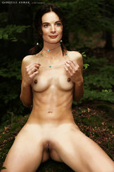 Gabrielle Anwar Tits And Pussy 20