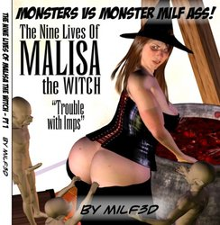 The Nine Lives Of Malisa the Witch 1 - MalisaVsTheImps