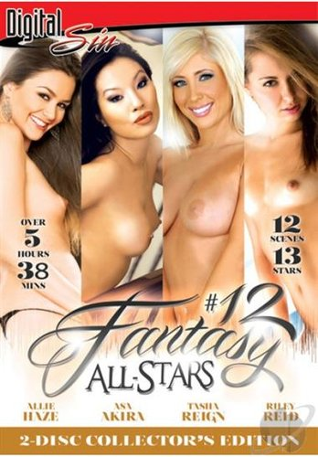 Fantasy All Stars 12 DiSC1 DiSC2 XXX DVDRiP x264-TattooLovers