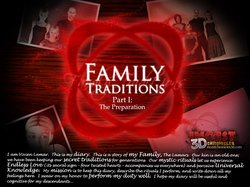Free Download Adult Comics Family Traditions P1