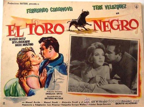 EL TORO NEGRO ( 1960 ) MEXICO