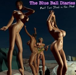 The Blue Ball Diaries - Stuck in the Mud