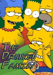 The Drunken Family (The Simpsons)