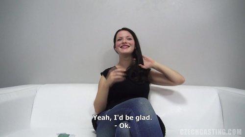 HD Czech Casting Marie 1510
