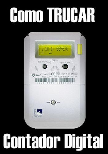 Como trucar un contador digital videomanual link premium for Manipular contador luz digital