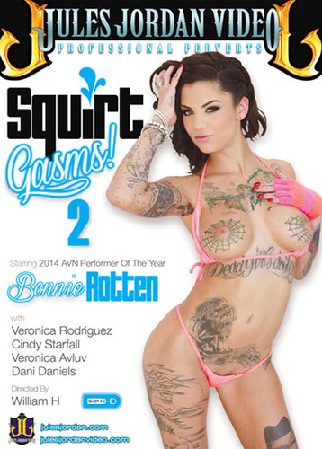 Squirt Gasms 2 (Jules Jordan Video/2014) WEBRip