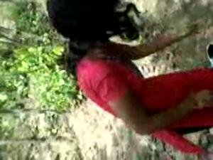 5inxg0dggngq t College Couple Making Love In Forest..Jungle Mein Mangal