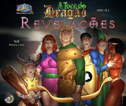 [Seiren] A Toca do Dragao - Revela?oes (Dungeons and Dragons) [Restored Version] [Part 1-3] [Ongoing]