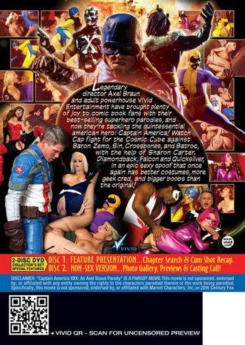Captain America XXX An Axel Braun Parody XXX DVDRip x264-XCiTE
