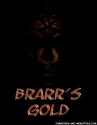 Brarr's Gold comic
