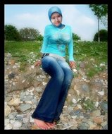 Gambar Hot Jilbaber Asia