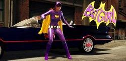 Batgirl vs Riddler