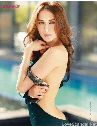 Remarkable, rather Marian rivera filipina actress nude