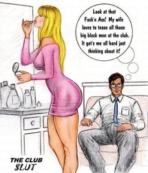 Club Slut Adult Comics COMICS