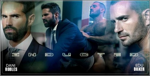Men At Play – Dani Robles & Edu Boxer