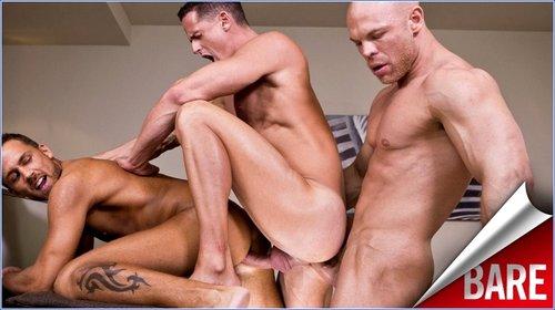Lucas Entertainment - Marco Milan, Logan Moore & Ivan Gregory