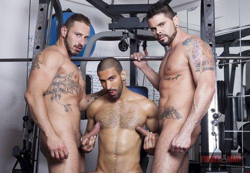 FuckerMate - Antonio, Mario & Alejandro