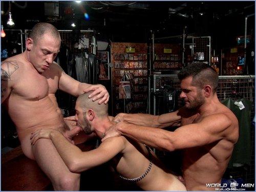 World Of Men - Pharo, Duke Michaels & Tony Massala
