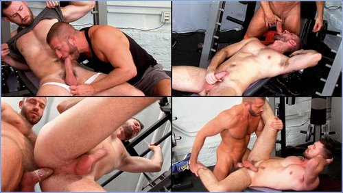TitanMen - Hunter Marx & Troy Daniels