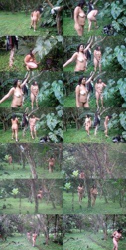 nude jungle aunty