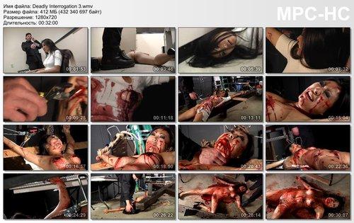 Deadly Interrogation 3