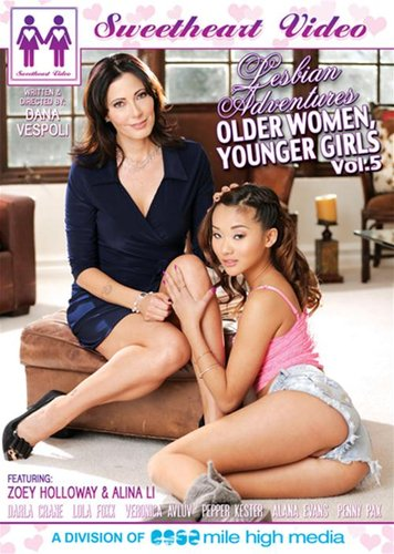 Lesbian Adventures Older Women Younger Girls 5 XXX DVDRiP x264-DivXfacTory
