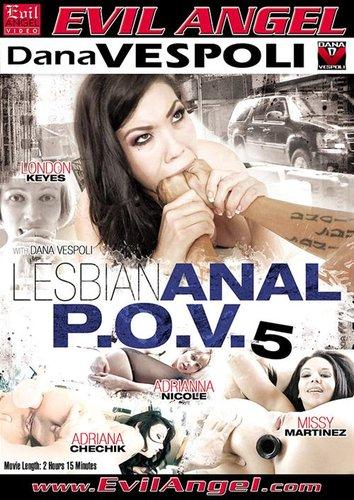 Lesbian Anal POV 5 XXX DVDRip x264-STARLETS