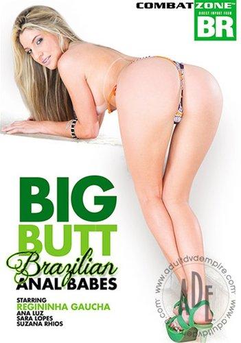 Big Butt Brazilian Anal Babes XXX DVDRip x264-XCiTE