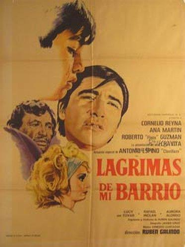 Lágrimas de mi barrio (1973)