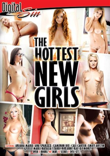 Hottest New Girls DiSC1 DiSC2 XXX DVDRip x264-KuKaS