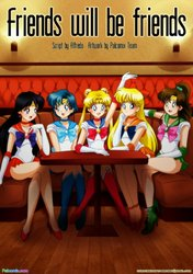 Palcomix-Friends will be friends (Sailor Moon) (Ongoing)