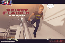 Studio AD - Velvet feather - The Awakening part 2 (complete)