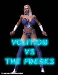 Captured-Heroines-Volition Vs The Freaks