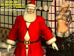 Libero-Venom-Oh Naughty Santa