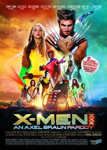 X-Men XXX An Axel Braun Parody XXX DVDRip x264-XCiTE