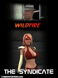 Captured-Heroines - Wildfire - The Syndicate