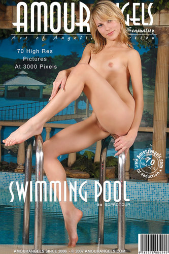 Young Model Angels – Yuliya Swimming Pool